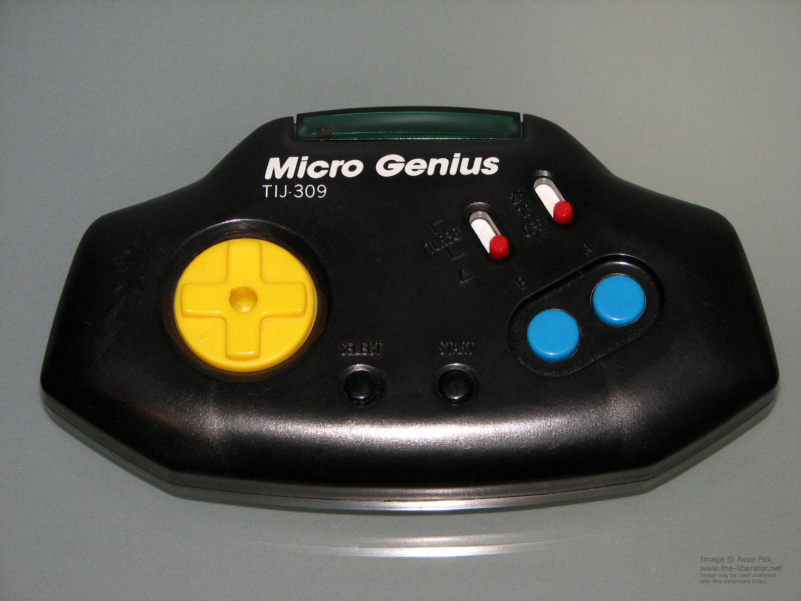Micro Genius TIJ-309