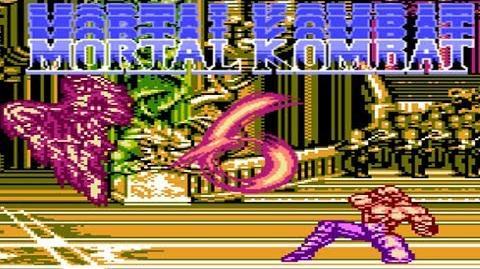 Mortal Kombat 6 (Unl) (NES Pirate) - NES Longplay - Wolfgang Krauser NO DEATH (Very Hard Difficulty)