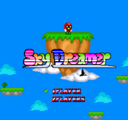 Sky Dreamer VT03 Title