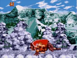 Super Donkey Kong '99 Defeating King K. Rool.png