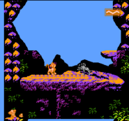 Super Lion King - vs. Hyena