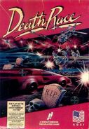 Death Race - Cover art