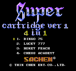 Super Cartridge (Sachen)