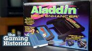 Aladdin Deck Enhancer Gaming Historian