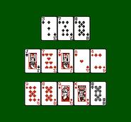 Poker3-13cards-gameplay