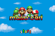 Mariocart-title