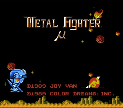 Metal Fighter