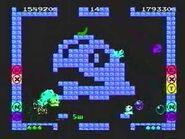 Bubble Bobble gameplay MSX