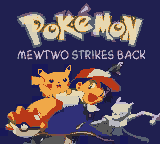 Pokémon Mewtwo Strikes Back