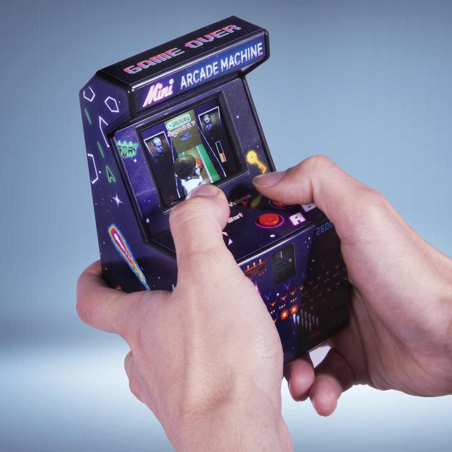 Thumbs Up! Mini Arcade Machine