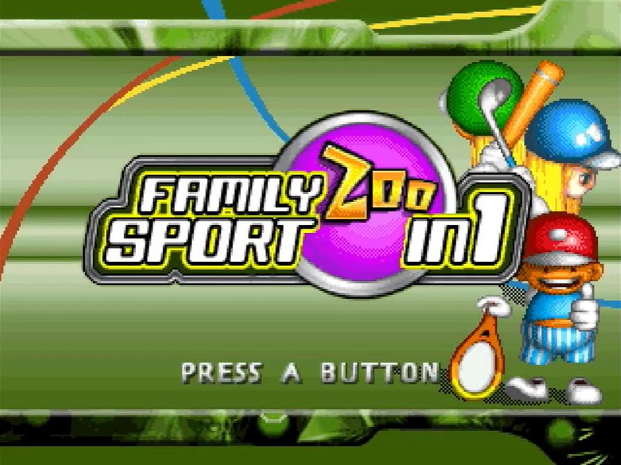 Family Sport series