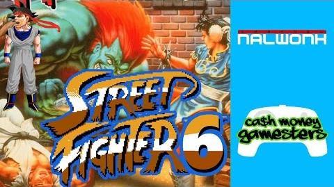 NES Bootleg Street Fighter VI Impartial Judge - Cash Money Gamesters Bootleg Fever