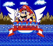 Somari TitleScreen