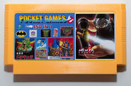 Pocket Games 150-in-1 cartridge
