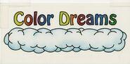 Early Logo Color Dreams Nina Stanley