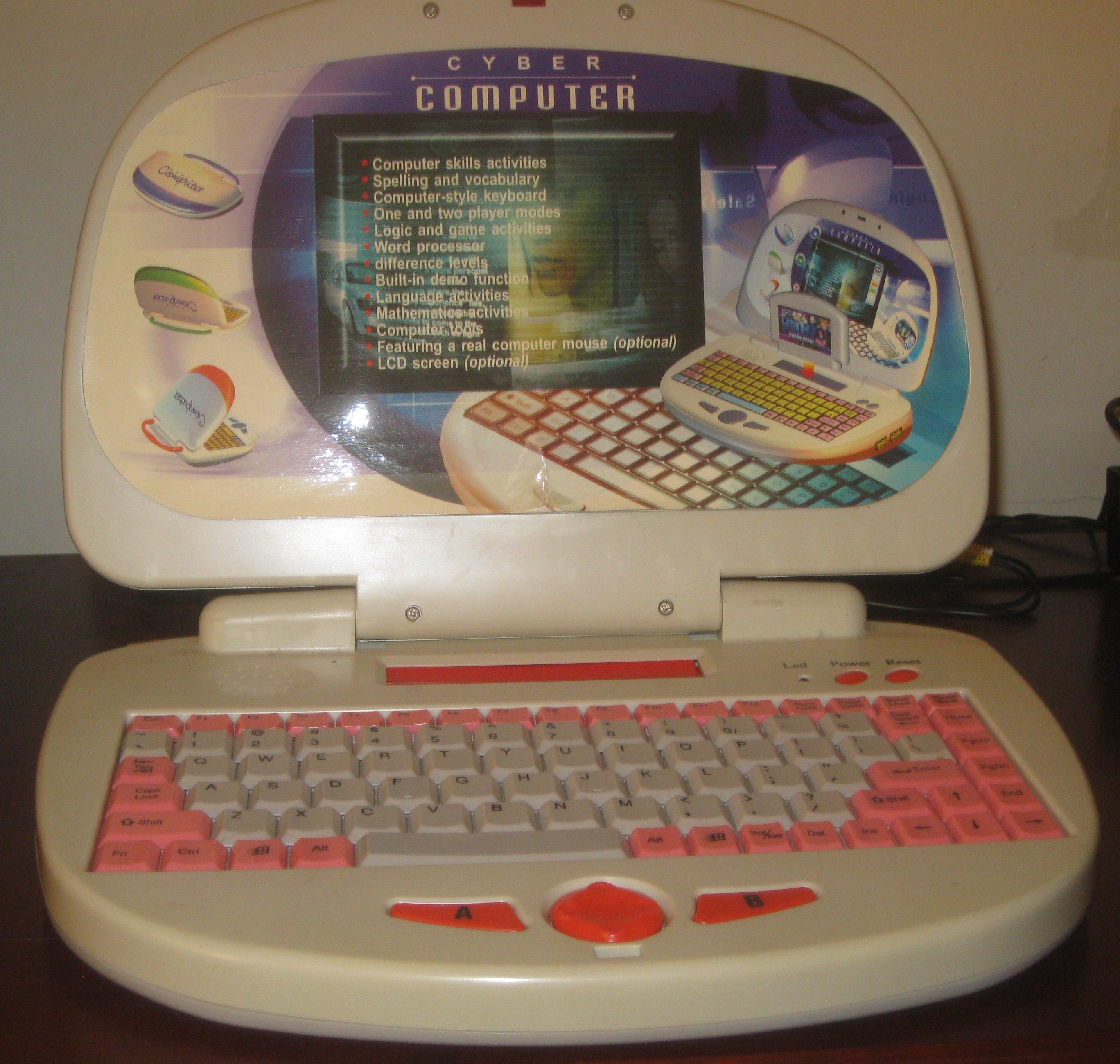 Cyber Computer
