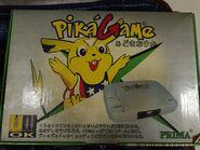 PikaGame box green