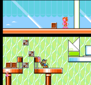 Super Mario & Sonic 2 - Sonic Gameplay