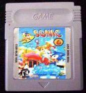 Sonic 6 - Cartridge 1