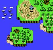 Super Mario Bros. 11 - Map
