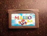 Super Mario DX cartridge