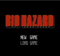 Bio Hazard (Famicom)