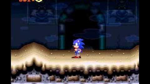 Sonic the Hedgehog 4 (SNES) - Longplay