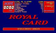 RoyalCard