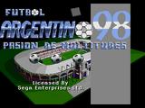 Futbol Argentino '98