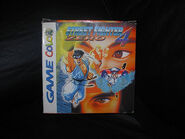 Street Fighter Zero 4 (Jieba Tianwang 4) Western Box Front