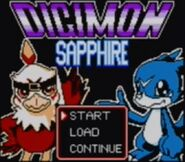 Digimon Saphire