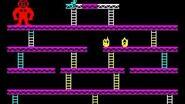 Kong Walkthrough, ZX Spectrum