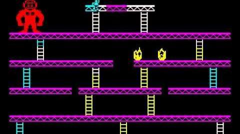 Kong (ZX Spectrum)