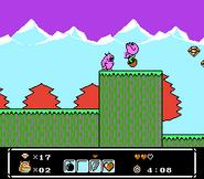 Monsters, Inc. (Famicom) - Gameplay