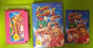 Street Fighter 2 Pro Complete
