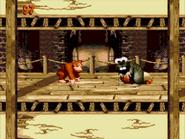 Super Donkey Kong '99 Vs. Very Gnawty