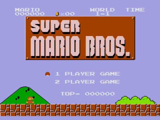 Super Mario Bros. (Sega Mega Drive)