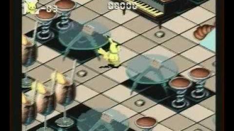 Weird Pirated Games Pokemon II (Genesis)
