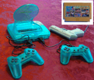 Game Player and Controllers