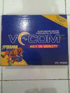 Vcom-spiderman