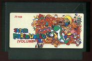 Super Mario World (Famicom) Cartridge 4