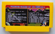 Forever Duo Games of NES 852-in-1 Famicom 1