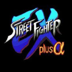 Street Fighter EX + Alpha