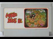 Mario 16 (Joe & Mac hack) -Famicom- - Playthrough