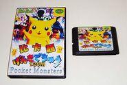 Megadrive Pokemon