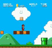 Super Mario Bros II 1998 (hack)