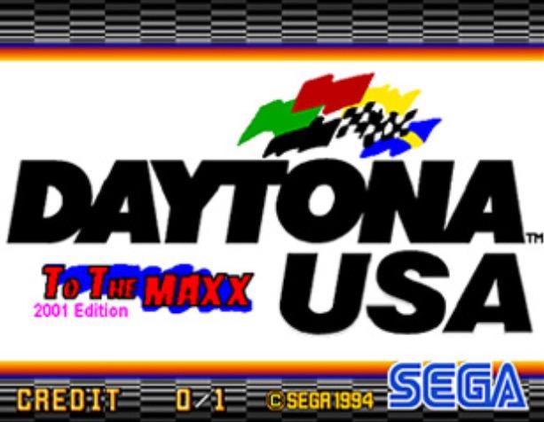 Daytona USA: To The MAXX
