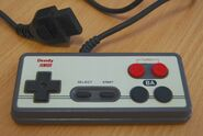 Dendy Junior - controller