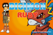 Digimon Ruby GBA