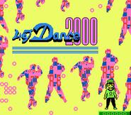 Hot Dance 2000 Title screen